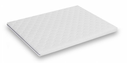 Тонкий матрас-топпер Smart Latex Cocos Smart Mattresses