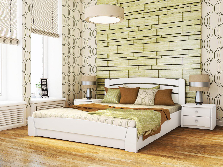 Кровать Estella Селена Аури Цена от 10 090 грн с доставкой в Киев, Днепр,  Харьков, Одессу.