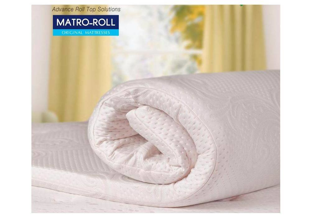 Топпер-футон MatroLuxe Matro-Roll-Topper Memotex/Мемотекс MatroLuxe